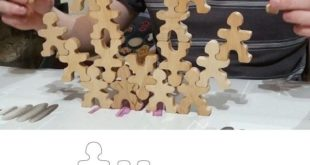 Free Cnc Cut Puzzle Stack Up Toy