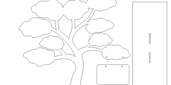 Free Vector Tree Stands