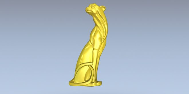 Free Cat Feline file 3d relief download stl 1428