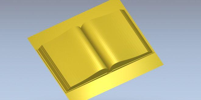 Free book open file to cnc machines stl 3d 1446