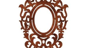 Free laser cut frame download dxf