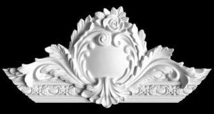 Free decor plaster model cnc file 3d 1574