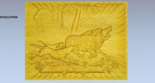 Free download cnc dog boar cnc relief carving files 1586