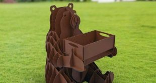 Free Cnc Plasma File Cut Bear