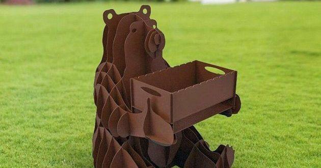 Free Cnc Plasma File Cut Bear