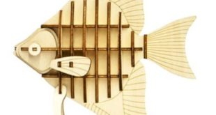 Free cnc file fish puzzle plan dxf downloads