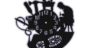 shoemaker watch clock Cut vector file dxf cdr