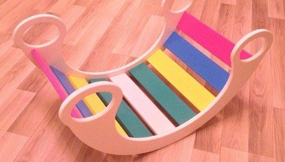 Free cnc plan swing toy child