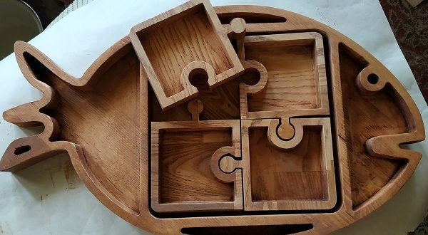 Cnc vector free Spice and grinding tray