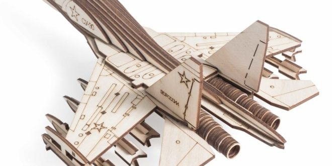 Free Laser Cut aircraft airplane