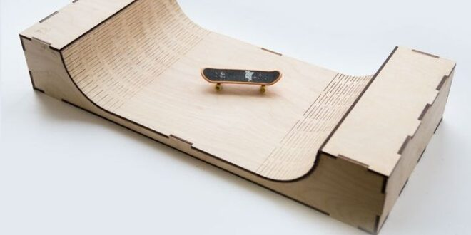Skate lane free dxf laser file