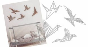 birds baby room free cut file