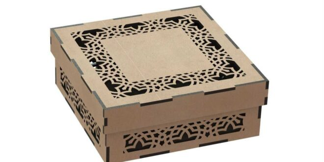 Box to laser cut