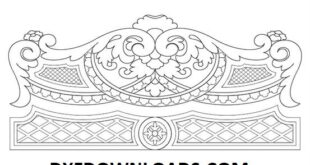 bed to engrave on cnc router free vector