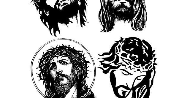 Jesus Christ Vector CDR Free