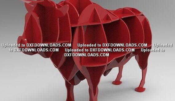Bull Shelf Furniture Free Design Download