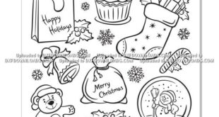 Free vectors merry christmas happy holidays