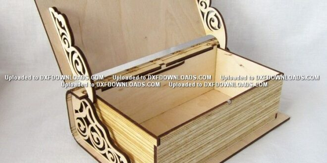engrave box cnc free design