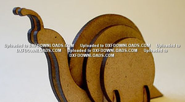 Snail DXF Free