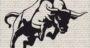 Wall Decor Bull 011