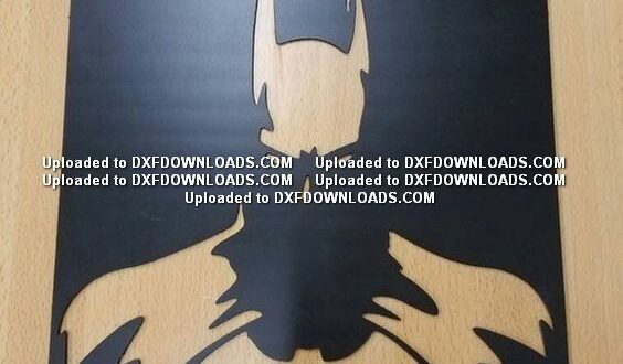 Batman panel free vector