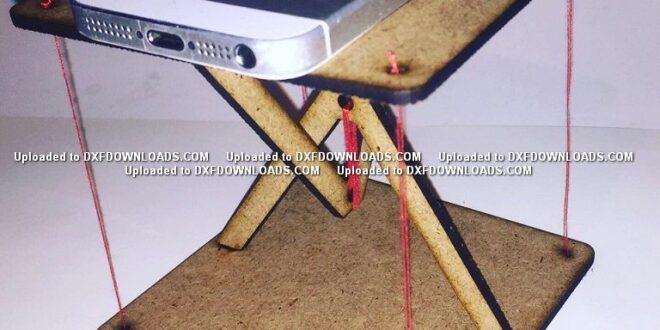 anti gravity table illusion Free cnc vcarve file