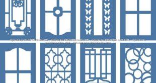 Free Collection 8 Door panel