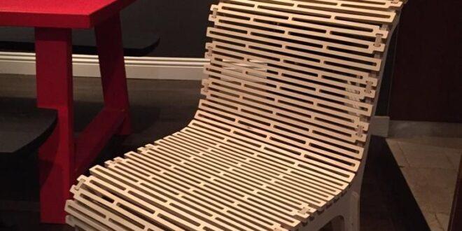 laser cutting chair free