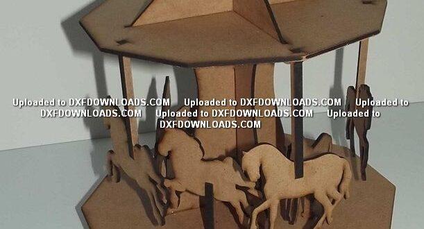3d carousel free