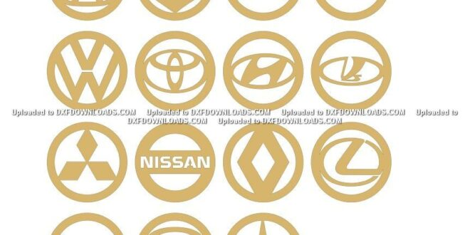 Car brands free vectors