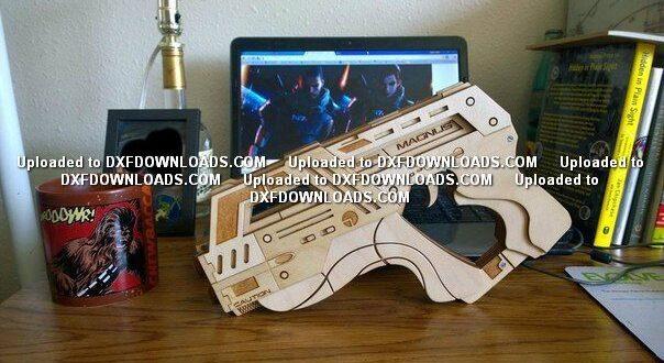 Magnus M-6 Carnifex weapon CNC free CDR