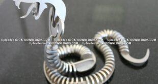 Snake cnc cut file free