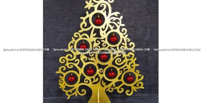 The most beautiful Christmas Tree Free Download
