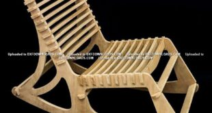 Free cnc router rest chair