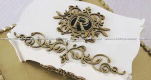 Free cdr dxf plan wedding box