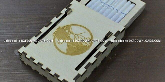 Free cnc Cigarette Box