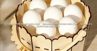 Free basket eggs