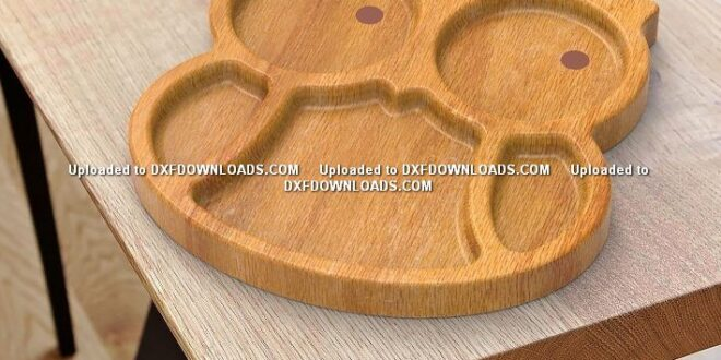 Owl Food Board Free cnc router vector