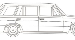 2102 korch free car line art dxf file