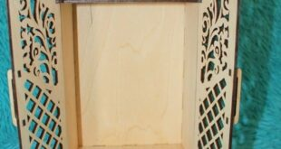 Cabinet Furniture Laser cut design 4mm