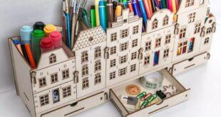 Large Amsterdam Houses Design Organizer Free