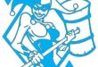 harley quinn free dxf cdr files